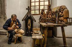 Kazimierz Kopeć Starachowice Poland, Folk, Carving, Painting, Art, Fotografia, Art Background, Popular, Wood Carvings