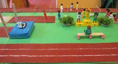 Atletiek speeltafel 02 Nutsschool Maastricht