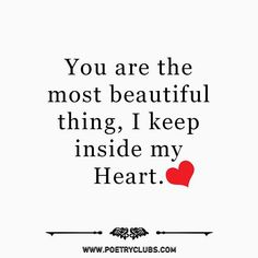 Best 'I Love You' Quotes That Will Feel Her Someone Special In Life - POETRY CLUB