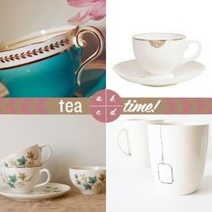 Tea cups for all