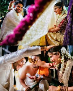 Save Money With These Great Wedding Tips. Whether you are researching wedding suggestions for yourself or even for a friend or loved one that has asked for help, you will undoubtedly realize that w Dream Photography, Indian Wedding Photography, Celebrity Couples, Celebrity Weddings, Samantha Images, Samantha Ruth, Samantha Wedding, Telugu Wedding, Bridal Photoshoot