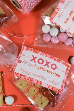 My kids love handing out valentines to their friends. These tic tac toe valentines take things up a notch–they're not only a valentine, but a fun game as well!…