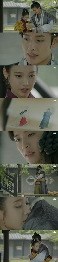 [Spoiler] Added episode 9 captures for the #kdrama 'Scarlet Heart: Ryeo'