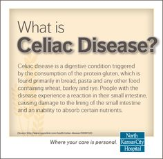 It's Celiac Awareness Month. But what does that mean? Here's an explanation.