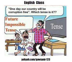 Future Impossible Tense