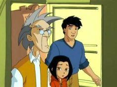 Uncle is Awesome - Jackie Chan Adventures Season 1