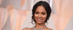 *BEST DRESSED* 1st let me say wow! I can't believe she had twins in November! I heart this look! By far Zoe Saldana is my top pick for best dressed!