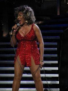 Tina Turner AKA Aunt Sue