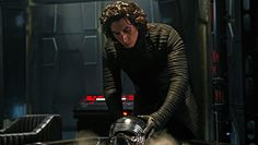 Disney Fan Collector: 'Primer vistazo al caza estelar de Kylo Ren en Sta...