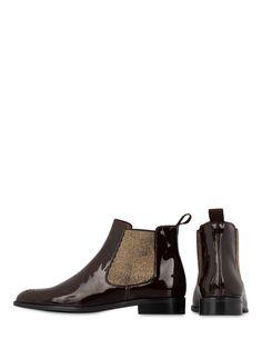 bottines en velours stella mccartney mode pinterest stella mccartney ankle boots and ankle. Black Bedroom Furniture Sets. Home Design Ideas
