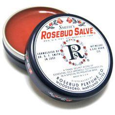 De beste lipgloss: enkel online te bestellen denk ik: Rosebud Salve original