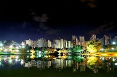 My Brazilian hometown: Goiania, Goias.