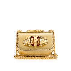 Women Bags - Sweety Charity Mini Chain Bag - Christian Louboutin
