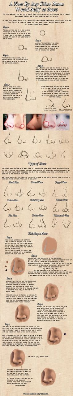 Everything Concerning Noses by Mytherea #tutorial