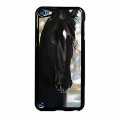Black Horse iPod Touch 5 Case