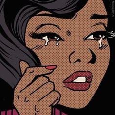 Black Cartoon Characters, Black Girl Cartoon, Black Girl Art, Art Girl, Cartoon Drawings, Cartoon Art, Cute Drawings, Black Artwork, Arte Pop