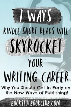 books - 7 Ways Kindle Short Reads Will Skyrocket Your Writing Career Book Slut Book Club Fiction Writing, Writing Advice, Writing Resources, Writing Prompts, Editing Writing, Persuasive Writing, Writing Ideas, Career Advice, Writing Practice