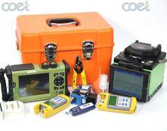 free shipping TR600 SM OTDR 1310/1550nm + T40 fusion splicer + OPM+ OLS +VFL | eBay