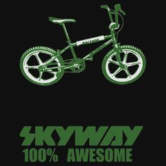 Old School BMX T-Shirts