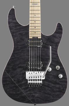 GuitarQueue - ESP E-II ST-2 Black Quilted Maple Top Electric Guitar NEW (http://guitarqueue.com/esp-e-ii-st-2-black-quilted-maple-top-electric-guitar-new/)