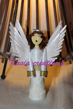 Creative blog: 3D angel quilling