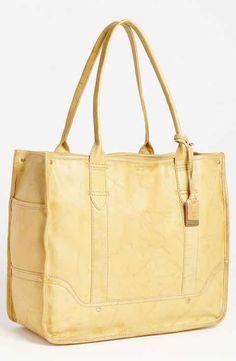 11ee840c5c Frye  Campus  Leather Shopper Market Bag