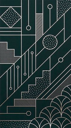 Sunday Quilt Inspiration: art deco