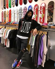 appreciate the homie @obj for pulling up to The Gallery