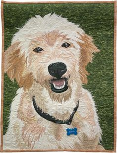 Wow!!! Duffer, by Patty Williams, Vermont Quilt Festival.