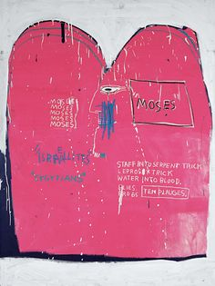 Jean-Michel Basquiat's Million-Dollar Messages - -Wmag