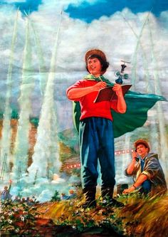 Affiches de Propagande Chinoise Maoiste | Le Bouquinovore