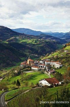 Errezil,Basque Country,Spain.