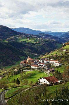 Errezil,Basque Country,Spain.