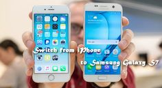 How to sync iPhone to Samsung Galaxy S7/ S7 Edge at easesync iphone to Samsung Galaxy S7