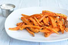 Baked Sweet Potato FriesBloglovinFacebookInstagramPinterestTwitter