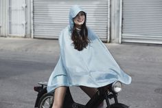 Cleverlites are smart new rain capes that are stylish and well-crafted (in nearby Fall River). Cleverlite rain capes offer a distinctive look and functionality. They're ideal for people on the move. We think you'll see that Cleverlites provide bright new possibilities for rainy days that an umbrella just can't touch.  Like every Cleverhood rain cape, Cleverlites are unisex, waterproof, hooded and bike-ready. Plus, they keep you -- and your stuff dry. There's stylized reflectivity,...