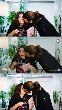 Can Divit Sanem Aydin Collage Cherry Season, Perfect Boyfriend, Turkish Beauty, Perfect Relationship, Romantic Moments, Amazing Pics, Early Bird, Turkish Actors, Beautiful Couple