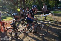 Cyclocross Double Team.
