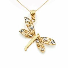 Gold Dragonfly Jewelry my favorite! Dragonfly Quotes, Dragonfly Decor, Dragonfly Necklace, Gold Necklace, Jewlery, Jewelry Box, Gossamer Wings, Dragon Flies, India Jewelry