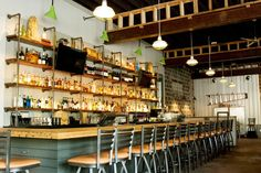 Warehouse Bar + Kitchen Chef Emily Hahn #theeverygirl #career