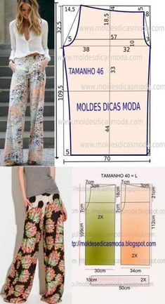 Newest Images sewing pants simple Tips Sewing Clothes Dresses Simple Fabrics 23 Ideas, Dress Sewing Patterns, Sewing Patterns Free, Free Sewing, Sewing Tutorials, Clothing Patterns, Sewing Projects, Sewing Tips, Free Pattern, Fabric Sewing