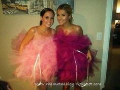 @Meghan Brogan, I could totally see you being a loofa for halloween!
