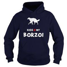 Kiss my Borzoi