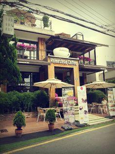 Cafe around Samcheongdong, Seoul