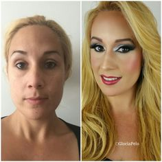 Muy pronto este completo tutorial de Maquillaje estara en mi canal de YouTube, Gloria Pelo. #gloriapelo #guruofbrides #tutorials #youtube