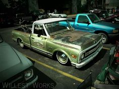 .1969 Chevy C10 with Patina