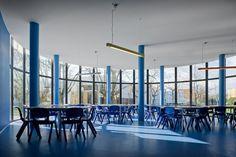 blue canteen