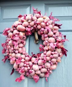 Christmas Food Hacks: 9 Edible Wreaths to Deck Out Your Holiday « Food Hacks Daily