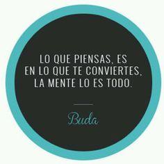 Lo que piensas es en lo que te conviertes #pensamientos #creartuvida #raulymartha