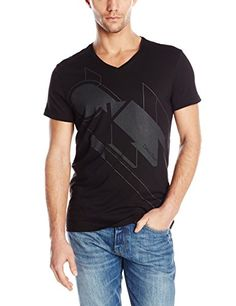 Calvin Klein Men's Short-Sleeve V-Neck Graphic T-Shirt. Our signature CK one emblem will get an edgy picture treatment on this slim V-neck tee Product Options  Quick-sleeve V-neck shirt featuring geometric model picture at front   http://geek-tshirts.com/calvin-klein-mens-short-sleeve-v-neck-graphic-t-shirt/